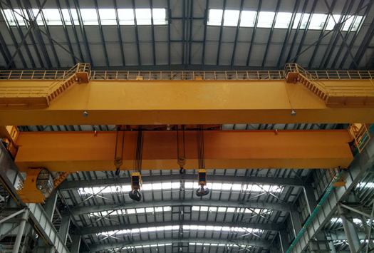 40 ton overhead cranes are supplied in our group.