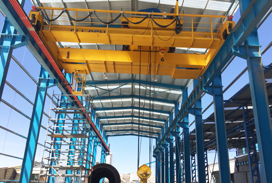 Heavy Duty Overhead Crane Manufacturer